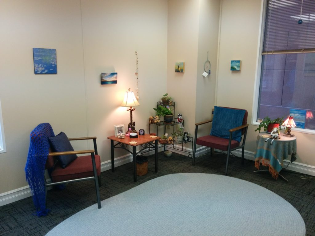 A Counselling Office